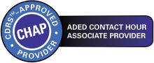 ADED approved provider logo